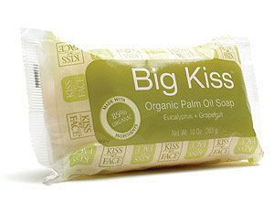 DROPPED: Kiss My Face - Organic Big Kiss-Eucalyptus & Grapefruit - 10 oz.