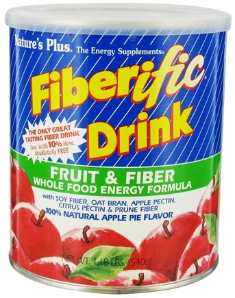 DROPPED: Nature's Plus - Fiberific Drink - 1.18 lbs.