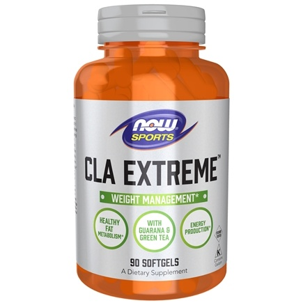 NOW Foods - CLA Extreme - 90 Softgels