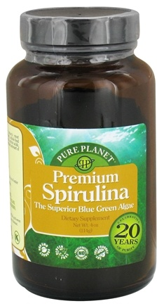 DROPPED: Pure Planet - Premium Spirulina - 4 oz.