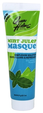 Queen Helene - The Original Masque Trial Size Mint Julep - 2 oz.