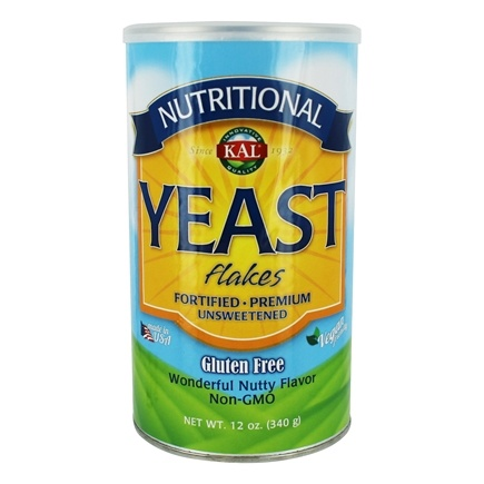 DROPPED: Kal - Nutritional Yeast Flakes - 12 oz.