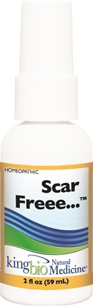 DROPPED: King Bio - Homeopathic Natural Medicine Scar Freee... - 2 oz.