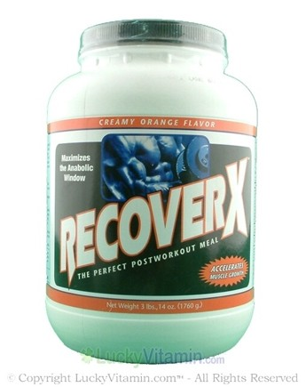 DROPPED: Muscle-Link - Recover-X - 3.9 lbs.