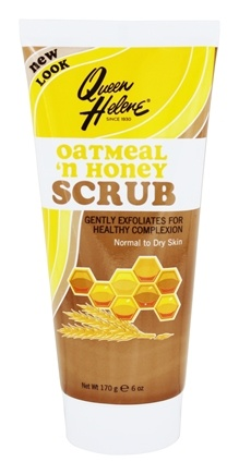 Queen Helene - Gentle Facial Scrub Oatmeal 'n Honey - 6 oz.