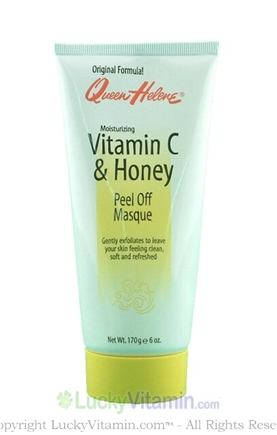 DROPPED: Queen Helene - Vitamin C and Honey Peel Off Masque - 6 oz.