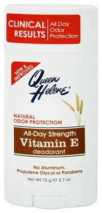 Queen Helene - Deodorant Stick Vitamin E - 2.7 oz.