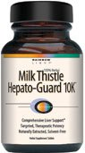 DROPPED: Rainbow Light - Milk Thistle Hepato-Guard 19K - 60 Tablets