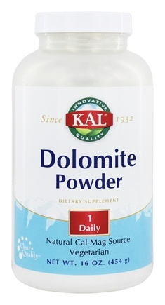 Kal - Dolomite Powder - 16 oz.