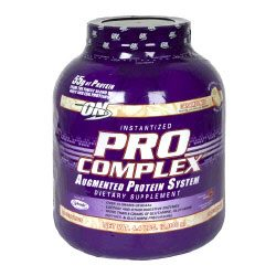 DROPPED: Optimum Nutrition - Pro Complex - Augmented Protein System Caramel Nut