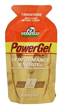 Powerbar - Energy Gel Strawberry Banana - 1.44 oz.