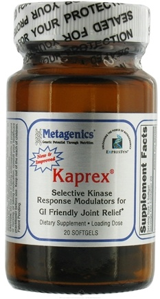 DROPPED: Metagenics - Kaprex - 20 Softgels CLEARANCE PRICED