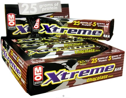 DROPPED: MLO - Xtreme Bars Chocolate - 3.17 oz.