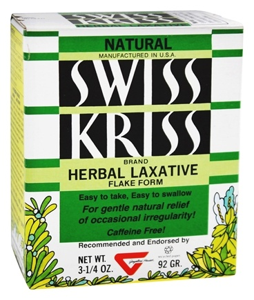Modern Products - Swiss Kriss Flake Box - 3.25 oz.