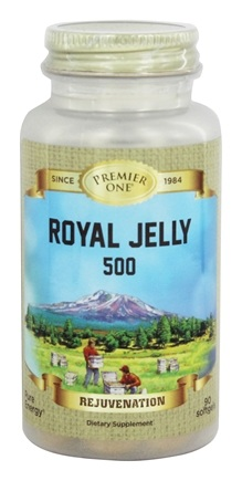 Premier One - Royal Jelly 500 - 90 Gelcaps