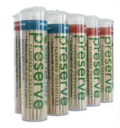 DROPPED: Preserve - Cinnamint Toothpicks - 24 Pack(s)