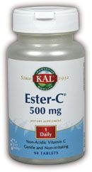 DROPPED: Kal - Ester-C 500 mg. - 1 Tablets