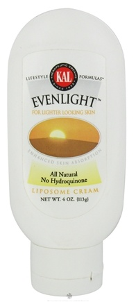 DROPPED: Kal - Evenlight Liposome Cream - 4 oz. CLEARANCE PRICED