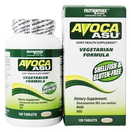 Nutramax Labs - Avoca ASU - 120 Tablets