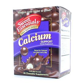 DROPPED: Nutrition Now - Calcium Support - 60 Chewables