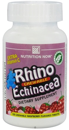DROPPED: Nutrition Now - Rhino Echinacea - 120 Tablets