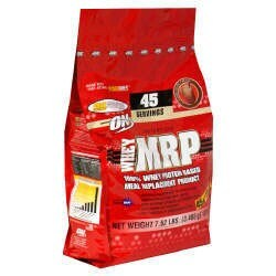 DROPPED: Optimum Nutrition - Whey MRP 100% Whey Protein Based Meal Replacement Product Chocolate Cream - 8 lb.
