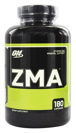 Optimum Nutrition - ZMA - 180 Capsules