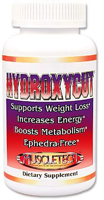 DROPPED: Muscletech Products - Hydroxycut Advanced Weight Loss Formula - 210 Capsules