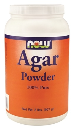 DROPPED: NOW Foods - Agar Powder - 2 lbs.
