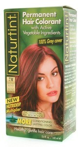 DROPPED: Naturtint - Permanent Hair Colors Mahogany Blonde (7M) - 4.5 oz. CLEARANCE PRICED