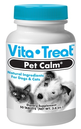 DROPPED: Nutrition Now - Pet Calm - 50 Tablets