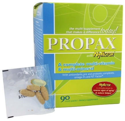 Nutritional Therapeutics - Propax with NT Factor - 90 Packet(s)