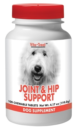 DROPPED: Nutrition Now - Joint and Hip Support for Pets - 100 Tablets