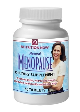 DROPPED: Nutrition Now - Natural Menopause - 60 Tablets