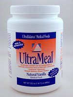 DROPPED: Metagenics - UltraMeal Nutritional Support for Altered Body Composition Vanilla Flavor - 23.2 oz.