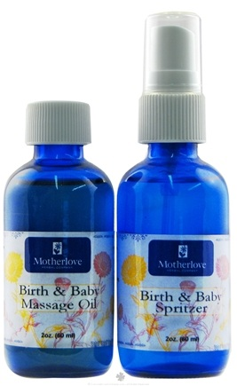 DROPPED: Motherlove - Birth & Baby Set - 1 Gift Set