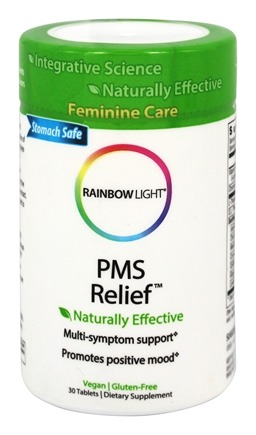 Rainbow Light - PMS Relief - 30 Tablets