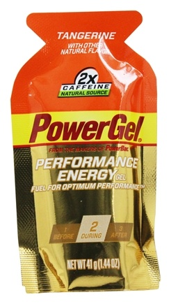 PowerBar - Performance Energy Gel Tangerine - 1.44 oz.