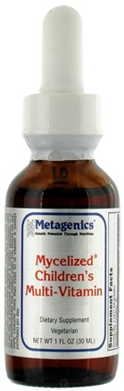 DROPPED: Metagenics - Mycelized Children's Multi-Vitamin - 1 oz.