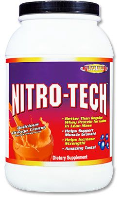 DROPPED: Muscletech Products - Nitro-Tech Whey Protein Chocolate Cinnamon Swirl