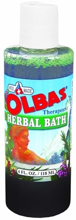 DROPPED: Olbas - Therapeutic Herbal Bath - 4 oz. CLEARANCE PRICED