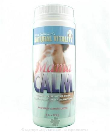 DROPPED: Peter Gillham's Natural Vitality - Mama Calm - 8 oz.