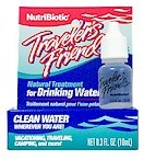 DROPPED: Nutribiotic - Traveler's Friend Natural Treatment for Drinking Water - 0.3 oz.