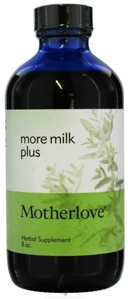 DROPPED: Motherlove - More Milk Plus - 8 oz.