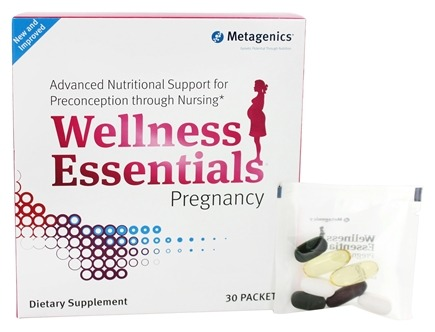 Metagenics - Wellness Essentials for Pregnancy - 30 Packet(s)