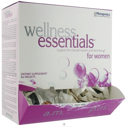 DROPPED: Metagenics - Wellness Essentials for Women - 60 Packet(s) CLEARANCE PRICED