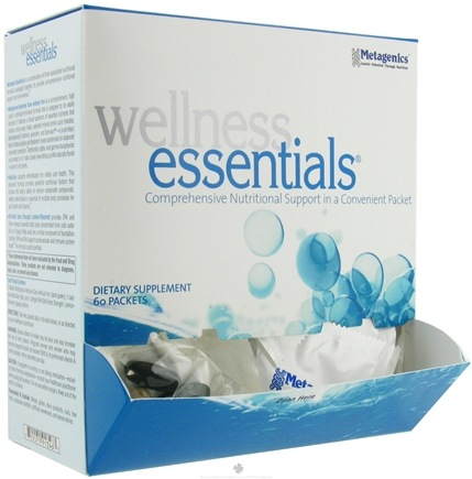 DROPPED: Metagenics - Wellness Essentials - 60 Packet(s)