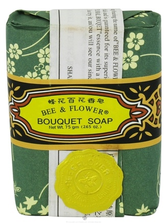 DROPPED: Bee & Flower Soap - Bar Soap Bouquet - 2.7 oz. CLEARANCE PRICED