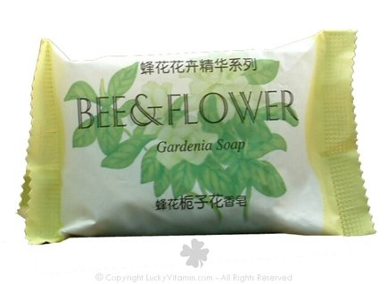 DROPPED: Bee & Flower Soap - Bar Soap Gardenia - 2.7 oz.