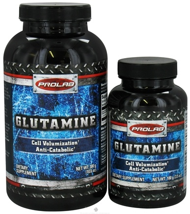 DROPPED: Prolab Nutrition - Glutamine Powder 300 grams + 100 grams - CLEARANCE PRICED